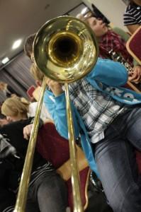 Neben Chören und Bands bietet das Gymnasium der Gemeinde Kreuzau außergewöhnlich viele Arbeitsgemeinschaften an.