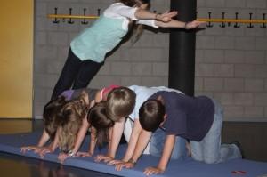 Die Zirkus-AG ist eine der ältesten Arbeitsgemeinschaften unserer Schule.