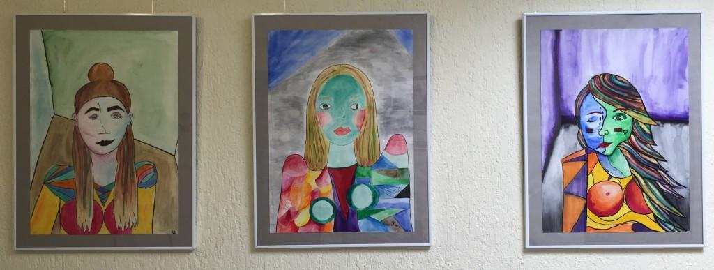 Picasso-Porträts